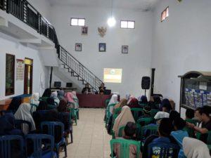 Sosialisasi P4GN Bagi Pelajar Pada Kegiatan Bakti Sosial (Baksos) Ikatan Mahasiswa Kuningan (IMK) Wilayah Cirebon