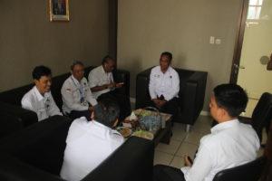 Perkuat Daya Tangkal Narkoba, RRI Cirebon Kunjungi BNN Kuningan